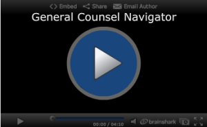 general counsel navigator